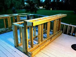 large size of backyard backyard bar ideas ordinaire what this guy with no experience built