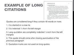 Apa Format Quotes Impressive How Do You Quote In Apa Format Piqqus