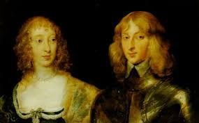 Portrait of Jerome Weston, second Earl of Portland and his wife ...