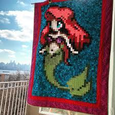 Mermaid Quilt Pattern Simple Design Ideas