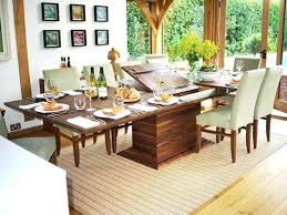 dining table seats 12 extendable dining table seats about retro dining room concept extending