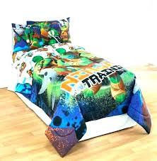 ninja turtles bed