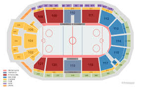 Penn State Ice Hockey Arena Seating Chart Pegula Ice Arena Seating Hockey Tickets And Game Day
