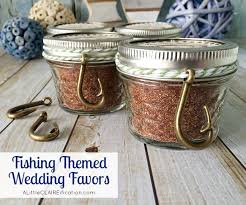 fishing themed wedding. Fishing Themed Wedding Favors Cajun Spice Fish Rub with free