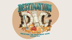 Destination Dig VBS, 5341 W Greenway Rd, Glendale, AZ 85306-3447, United  States, July 12 to July 16 | AllEvents.in