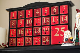 advent calander christmas advent activities