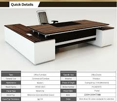 wooden office tables. Foshan Cheap Price Hot Design Executive Wooden Office Desk Table HXG0195 Tables