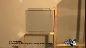 General Purpose Access Door with Drywall Flange - BA-AHD-GYP ...