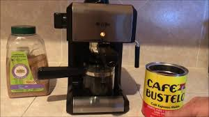The first lasted several years, used every day. How To Use Mr Coffee Steam Espresso Cappuccino Maker Youtube