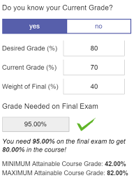 Grade Calculator Gc Mes Fm Notes Steemit