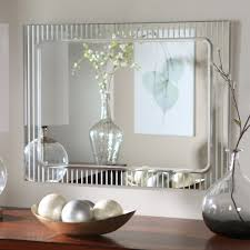 d cor wonderland frameless deco wall mirror 23 5w x 31 5h in