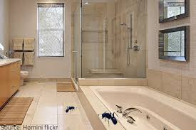 how to detect mold in your bathroom