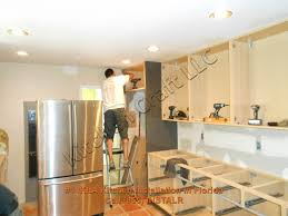 Cost To Install New Kitchen Cabinets Labor Cost For Kitchen Cabinet  Installation | Bar Cabinet