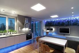 lighting in house. Home Design Lighting Extremely Ideas Modern Apartment With LED In House