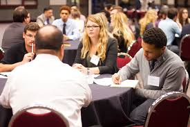 spring round table promotes communication between students administrators the university star