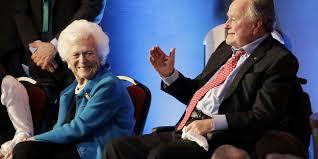 George H.W. Bush hopes to return home soon