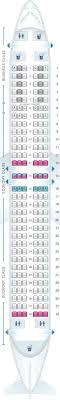 Klm Plane Seating Chart Seat Map Klm Boeing B737 800 Seatmaestro