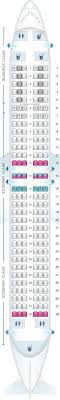 seat map for klm boeing b737 800
