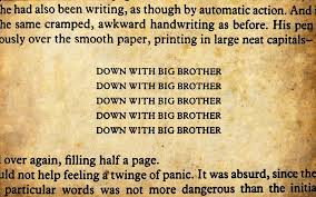 QUOTES FROM NINETEEN EIGHTY FOUR WITH PAGE NUMBERS Image Quotes At New 1984 Quotes With Page Numbers