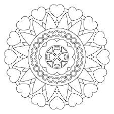 mandala coloring pages for kids expert mandala coloring pages printable abech 600 x 600 pixels