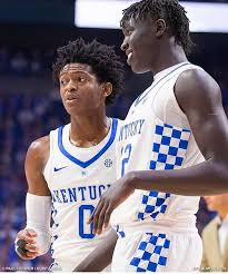 DeAaron Fox & Wenyen Gabriel | Big blue nation, Uk wildcats, Go big blue