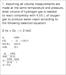 gas is needed to react completely with 0 626 l of carbon monoxide gas co to form gaseous carbon dioxide according to the following balanced equation
