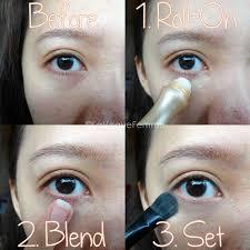 Garnier Light Roll On Garnier Light Bb Instant Fairness Eye Roll On How To Apply
