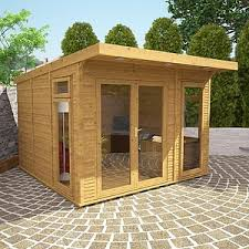 garden office sheds. 3m X Waltons Insulated Garden Room - FREE Installation Office Sheds