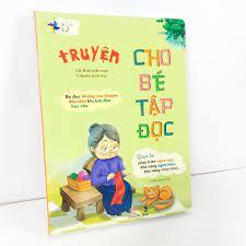 Sách - Truyện cho bé tập đọc (dành cho bé 5+) giá cạnh tranh