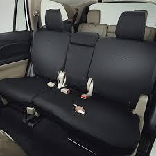 2021 honda pilot second row seat cover