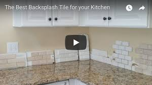 i get so many questions on backsplash tile that i thought i d cover it in a little more detail in this