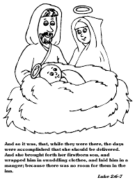 Small Picture The Christmas Story Advent Coloring Book