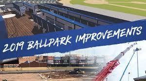 Okc Dodgers Announce Improvements To Chickasaw Bricktown