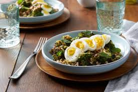 Blue Apron Za'atar Roasted Broccoli Salad