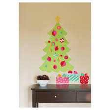 Christmas DecalChristmas Tree Christmas Decoration  Trees Christmas Tree Decals