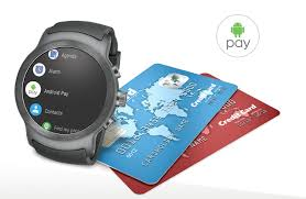 How To Use Android Pay On An Wear Smartwatch