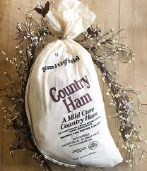 Smithfield Country Ham Uncooked With Bone In