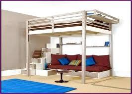 diy loft bed simple full size loft bed diy full size loft bed with desk
