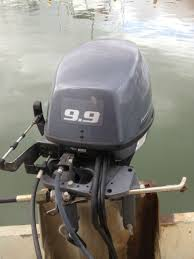 yamaha 9 9 outboard for sale. yamaha 9.9 high thrust 4 stroke outboard ft9.9 gepl 2011 9 for sale