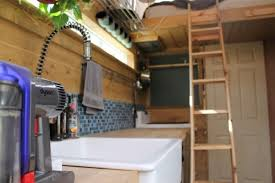 furniture for tiny houses. nate and jens house on wheels living simply free in a tiny home furniture for houses
