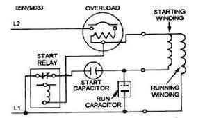 motor capacitor wiring diagram motor image wiring capacitor start motor wiring diagram capacitor on motor capacitor wiring diagram
