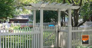 picket fence gate with arbor. 13 Picket Fence Gate With Arbor A