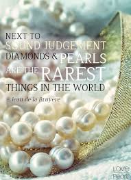 Quotes About Pearls And Friendship 100 best Pearl Quotes images on Pinterest Pearl quotes Fashion 10