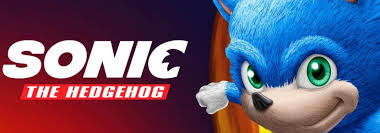 Image result for sonic movie logo