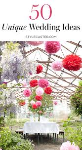 50 Wedding Ideas from Pinterest, Blogs and More | StyleCaster