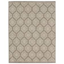 taurus grey cream area rug 4 x 6 ft polyester stain resistant rectangle carpets