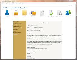 Resume Builder Download Freeware Professional Resumes Sample Online
