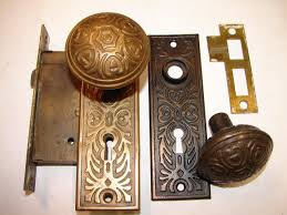 item dks61 antique restoration hardware glass door knobs with locks6
