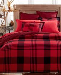 Plaid Bedroom Global Trends Buffalo Plaid Quilt Set Red Black Buffalo Plaid