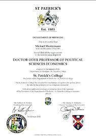 degree certificate templates top fake diploma certificate template awesome university degree